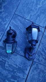 Black Outdoor Lanterns in Glendale Heights, Illinois