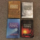 Artemis Fowl Books - First 4 in Series! in Westmont, Illinois