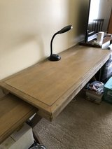 LIKE NEW DESK or Use AS TABLE!!!!!!!!! in Glendale Heights, Illinois