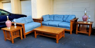 Couch Set in Camp Pendleton, California