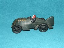 Antique Hubley Cast Iron Rocket Race Car / Driver 1920's – 30's in Naperville, Illinois