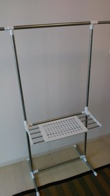Laundry and clothes stand - Reduced in Okinawa, Japan