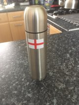 small flask in Lakenheath, UK