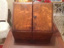 Antique writing/traveling Desk in Aurora, Illinois