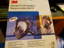 3M ULTIMATE FX FULL FACEPIECE, MEDIUM in Cleveland, Texas