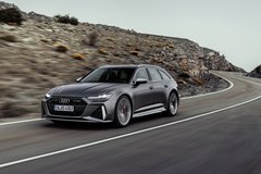 All-New Audi R S6 Avant in Wiesbaden, GE