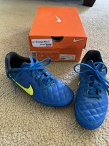Nike JR Tiempo Rio 2 Youth Soccer Cleats in Oswego, Illinois