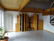 Spiral Staircase Loft in Klausen in Spangdahlem, Germany