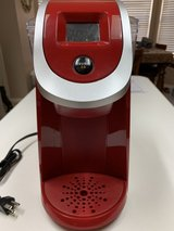 ***Red Keurig Single Serve Coffee/Tea/Hot Chocolate Maker*** in Cleveland, Texas