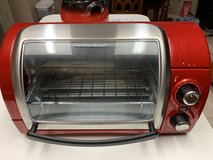 ***RED Hamilton Beach Toaster Oven*** in Cleveland, Texas