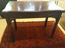 Antique New York Card Table in Kingwood, Texas