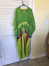 dress from Zimbabwe in Fort Riley, Kansas