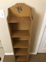 petite ladies bookshelf circa 1940's in Beaufort, South Carolina