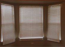 """2"""" Faux Wood Blinds in Aurora, Illinois"""