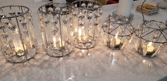 Crystals Candles holders in Conroe, Texas