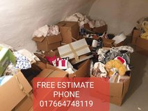 TODAY TRASH&JUNK&BULK REMOVAL SERVICE&FREE ESTIMATE in Ramstein, Germany