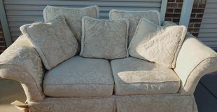 Couch, Love Seat, Chair and a half in Denton, Texas