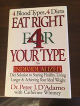 Eat Right For Your Type in Joliet, Illinois