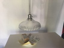 Pottery Barn Light Fixture in St. Charles, Illinois
