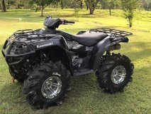 2010 Brute Force 750 in DeRidder, Louisiana