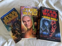 Star Wars paperback books in Bolingbrook, Illinois