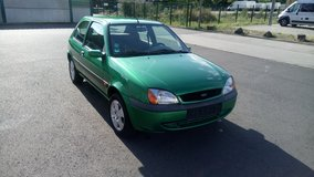 "Ford Fiesta "" Green Edition "", original 110.000 km, 2002 ,Just passed Inspection in Wiesbaden, GE"