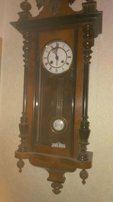 Antique wall clock #1 in Ramstein, Germany