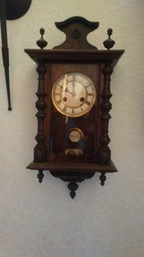 Antique wall clock #3 in Ramstein, Germany