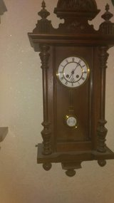 Antique wall clock #4 in Ramstein, Germany