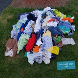 REDUCED: 3-6 month baby boy clothes- HUGE lot: REDUCED in Naperville, Illinois