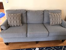 Gray Couch in Aurora, Illinois