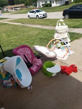 baby items in Bartlett, Illinois