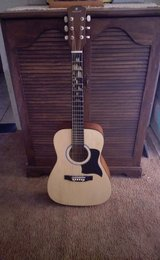 vintage protocol acoustic guitar in 29 Palms, California