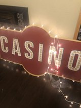 For casino themed party in Kingwood, Texas