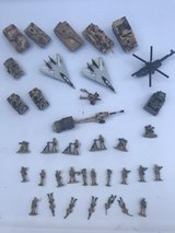 1980s Galoob Military MicroMachines in Cherry Point, North Carolina