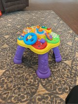 Vtech Mobile Star Learning Table in Cleveland, Texas