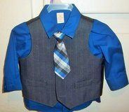 Beautiful new suit for baby boy size 3-4 months -  Four piece in Alamogordo, New Mexico