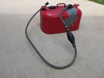 Outboard motor fuel tank in Plainfield, Illinois