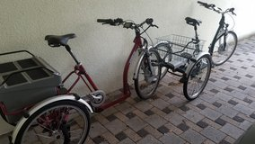 Electric Bikes/ Trikes in Ramstein, Germany