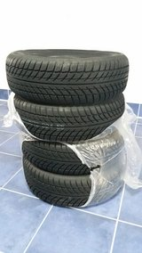 New M+S NEW all season tires 195/65 R15 in Ramstein, Germany