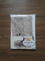NEW country curtains cappuccino color in Ramstein, Germany