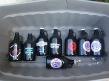 8 Growlers in Joliet, Illinois