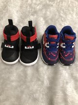 2 Pair of New Toddler Nike's in Fort Campbell, Kentucky