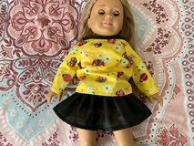 14inch doll skirt and shirt in Warner Robins, Georgia