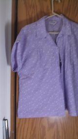 blair cap sleeve blouse size large in Alamogordo, New Mexico