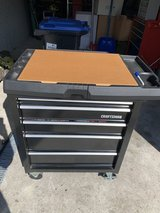 Craftsman 5 drawer Toolbox with top workstation in Ramstein, Germany