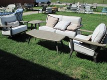 """Gorgeous Outdoor Furniture, with """"Stone"""" Accents in Westmont, Illinois"""