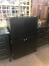 Black Bar Cabinet in Chicago, Illinois