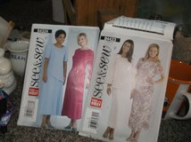 2 sewing patterns size c in Alamogordo, New Mexico