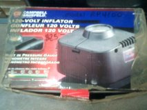 Electric air inflator,, Campbell Hausfeld in Alamogordo, New Mexico